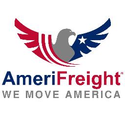 AmeriFreight Car Shipping logo