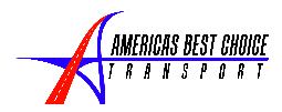 America's Best Choice Transport logo