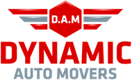 Dynamic Auto Movers logo