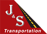 J&S Transportation logo