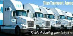 Titas Transport Agency logo