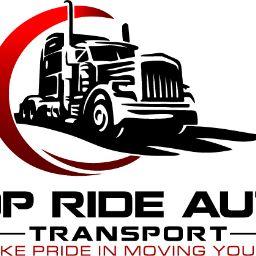 Top Ride Auto Transport logo