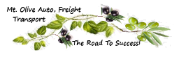 MT Olive Auto Transport logo
