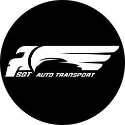 SGT Auto Transport logo