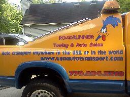 USA Auto Transport logo