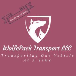 Wolfepack Transport logo